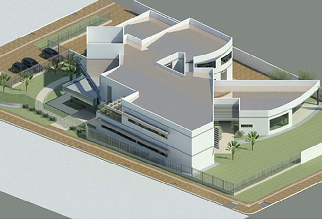 Construção da nova sede do PreviD